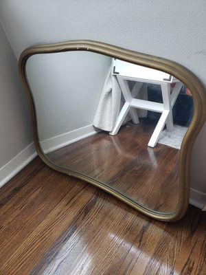 Vintage Antique Mirror - gold/brass for Sale in Los Angeles, CA