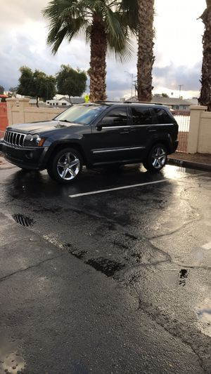 2007 Jeep Grand Cherokee for Sale in Glendale, AZ