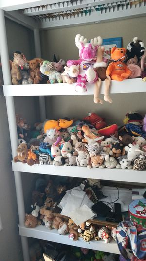 Big Beanie Baby collection for Sale in Denver, CO