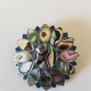 Taxco Silver Abalone Pin/ Brooch for Sale in Albuquerque, NM