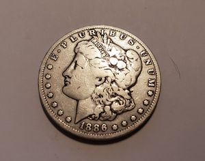 Key Date 1886 - O Morgan Silver Dollar 90% Silver for Sale in Schenectady, NY
