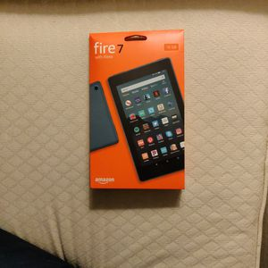 "Brand New Fire 7 tablet (7"" display, 16 GB) for Sale in Seattle, WA"