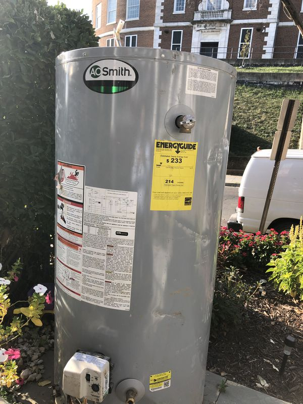 Free working water heater