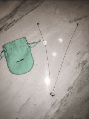 TIFFANY & CO NECKLACE for Sale in San Diego, CA