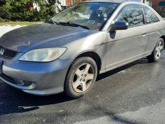 2004 Honda Civic EX for Sale in Lemoyne,  PA