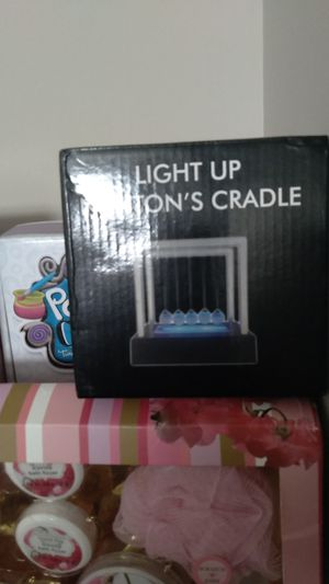 Newton's Light Up Cradle for Sale in Bloomington, IL