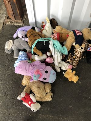 Stuffed Animals for Sale in Richmond, VA