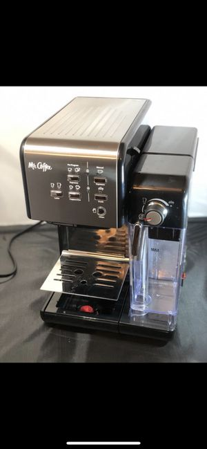 Mr. Coffee One-Touch CoffeeHouse Espresso Coffee Maker for Sale in Las Vegas, NV