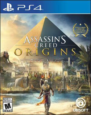 Assassins Creed Origins PS4 for Sale in Bellevue, WA