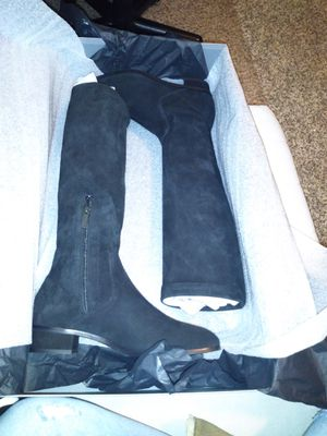 aquatalia suede boots for Sale in Tumwater, WA