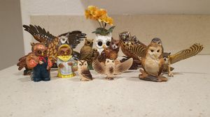 OWL COLLECTION for Sale in Escondido, CA