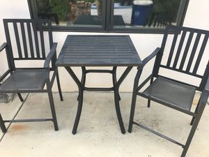 3 piece patio set for Sale in Redlands, CA