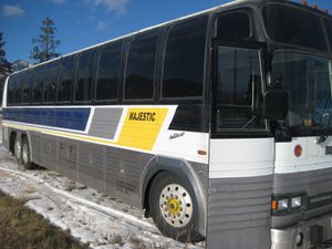 1981 Prevost Le Mirage Bus 44 - 46 Passengers. Manual new transmission. for Sale in Kirkland, WA