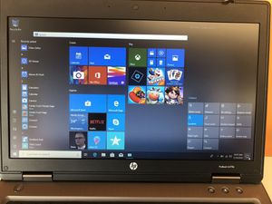 Hp proBook 6470b intel core i5 2.80ghz 4gb Ram 500gb hard windows 10 pro 64 bit for Sale in Gallatin, TN