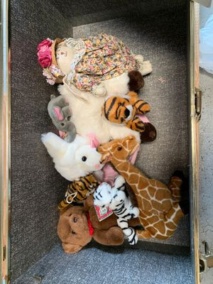 Stuffed toy animals for Sale in Oceanside, CA