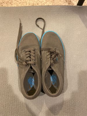 Grey Vans for Sale in Naperville, IL