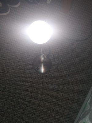 Lumminator silver lamp for Sale in Fairmont, WV