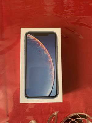 IPhone XR blue 128 GB Factory Unlocked for Sale in The Bronx, NY
