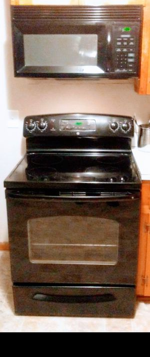 All black Ge appliances for Sale in Dickson, TN