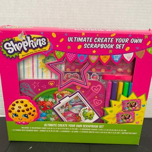Shopkins Scrapbook Set for Sale in Chandler, AZ