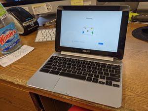 "ASUS Chromebook C100P 10.1"" Touchscreen 2-n-1 Laptop for Sale in Littleton, CO"