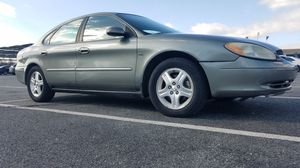 2001 Ford Taurus SEL for Sale in Washington, DC