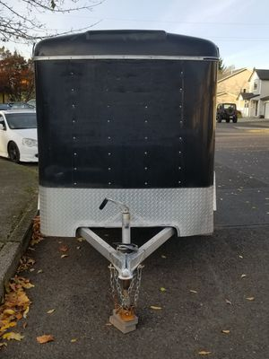 5x8 Enclosed Cargo Trailer for Sale in Vancouver, WA