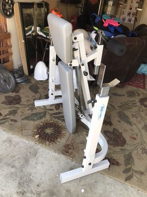 Hoist Workout Bench for Sale in Fairfield, CA