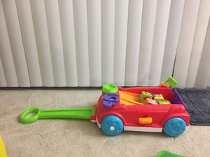 Fisher-Price Roller Blocks Rockin' Wagon for Sale in North Bethesda, MD