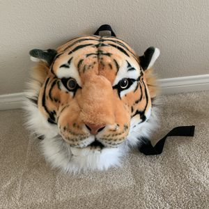 Tiger Head Backpack for Sale in Fontana, CA