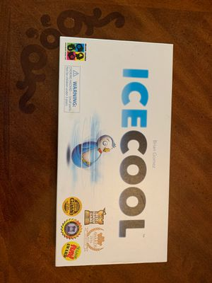 Ice Cool Family Friendly Board Game for Sale in Surprise, AZ