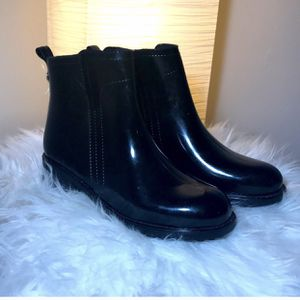 Booties- Nicole Miller Ankle Rain Boots, Size 9 for Sale in Bensalem, PA