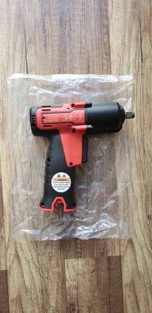 Snap—On 14.4v 3/8 Drive MicroLithium Cordless impact wrench (tool/only) (BRAND NEW) for Sale in Claremont, CA