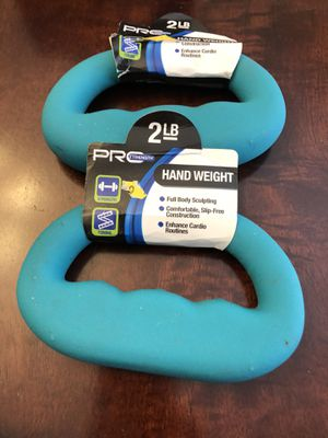 Pro strength 2 pound weights for Sale in Fresno, CA
