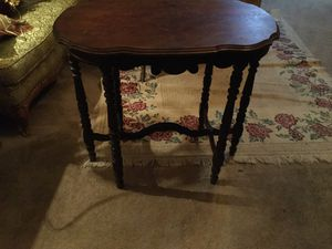 Antique Mahogany Hall Entry/Display/or Table for Sale in Vancouver, WA