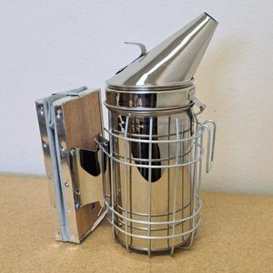 Bee Hive Smoker Bee Keeper Smoker Beekeeping Equipment With Heat Shield And Hook for Sale in La Puente, CA