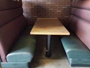 Restaurant Booths for Sale in Wenatchee, WA