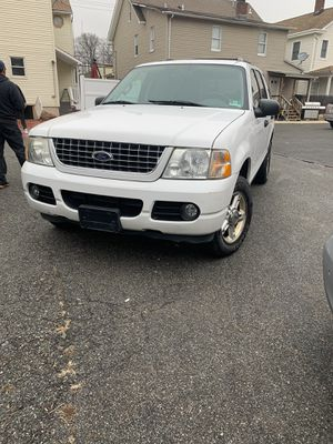2004 Ford Explorer XLT for Sale in East Hanover, NJ