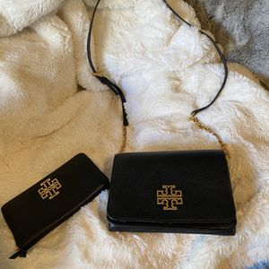 Tory Burch Purse And Wallet for Sale in Phoenix, AZ