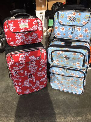 Roller suitcases for Sale in Hillsboro, OR
