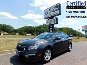 2016 Chevrolet Cruze Limited for Sale in Fredericksburg, VA
