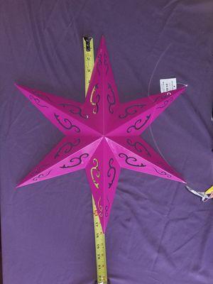 Metal Colorful Decor Stars for Sale in Orlando, FL