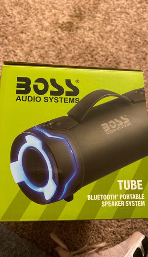 Bluetooth portable speaker for Sale in West Covina, CA