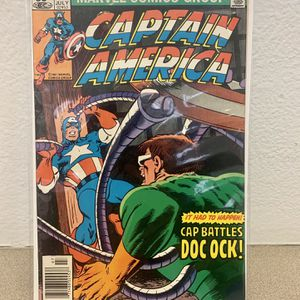 Captain America #259 - Vs. Doctor Octopus (Marvel) for Sale in San Diego, CA