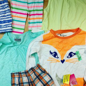 LOT kids clothes New! Up to 80% off retail! With tags perfect condition Children clothes! I can deliver and ship lots and pallets! for Sale in San Francisco, CA