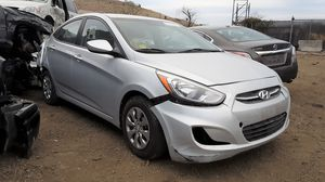 2016 Hyundai Accent in for parting out only. Cash Only U pull it. for Sale in Marlow Heights, MD