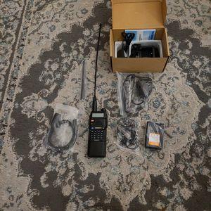 Ham Radio UV-5R Pro 8Watt Dual Band Two Way Radio for Sale in Port St. Lucie, FL