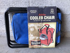 Folding Cooler Chair for Sale in Thompson's Station, TN