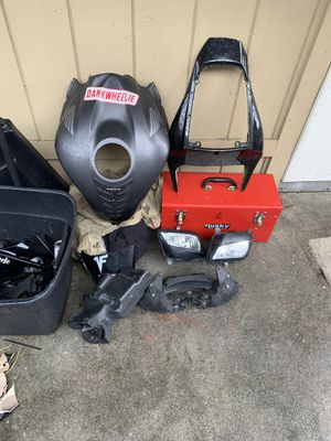 Motorcycle parts for Sale in St. Petersburg, FL