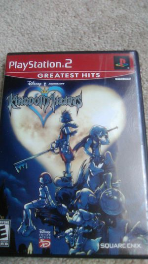 Disney Kingdom Hearts RPG PlayStation 2 for Sale in Raleigh, NC